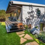 Detalhes da casa em que vivia Kristin Davis, em Los Angeles - Divulgação