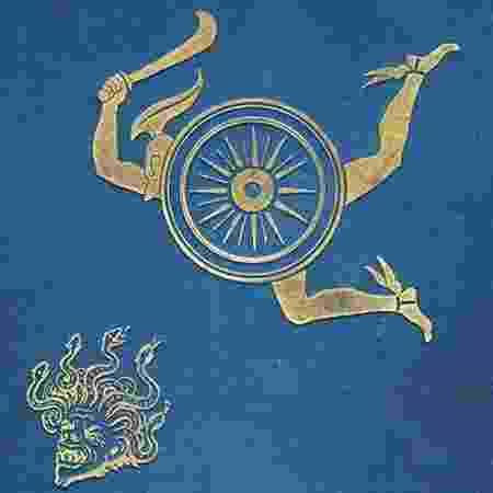 Perseu usou seu escudo e o elmo de Hades - Getty Images