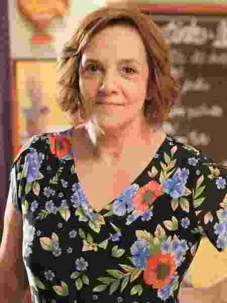 Denise Del Vecchio como Madalena em Topíssima  - Blad Meneghel/Record TV