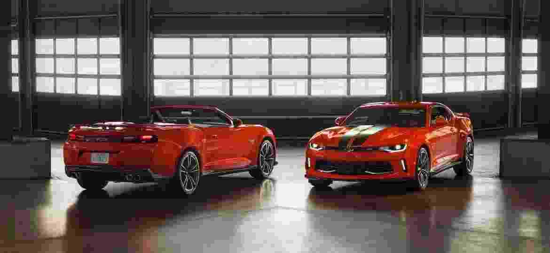 Camaro Hot Wheels Edition foi criado para celebrar as cinco décadas da Hot Wheels - Divulgação