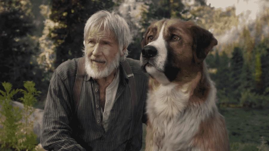 Harrison Ford vai estrelar O Chamado da Floresta - Reprodução/Youtube