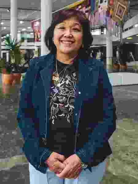 Telma Konish Taiara, de Araraquara (SP), foi eleita a Melhor Dentista do Mundo pela ONG Turma do Bem - Divulgação