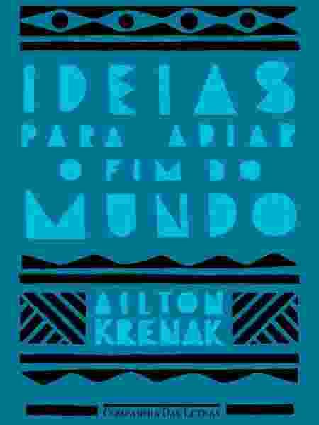Ailton Krenak - Reprodução - Reprodução