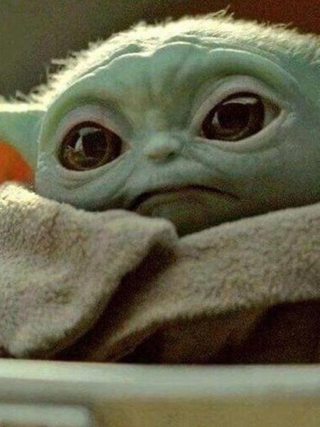 """Baby Yoda em """"The Mandalorian"""" - Divulgação"""