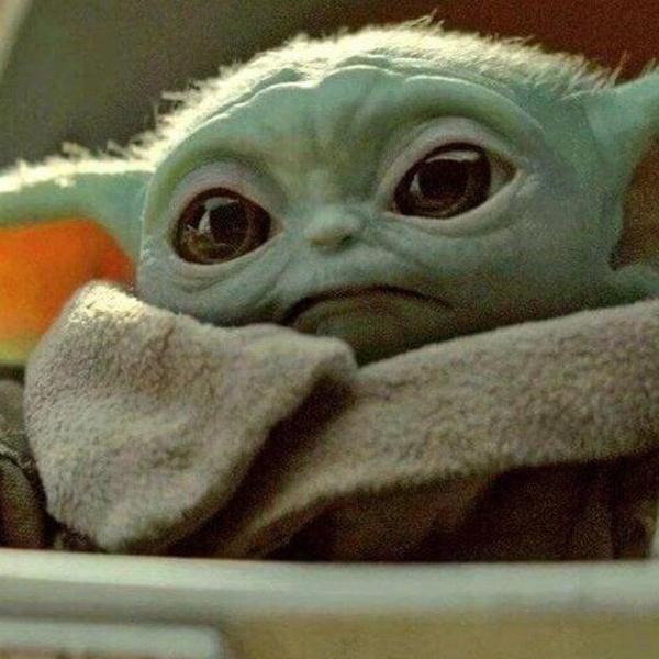 Baby Yoda em 'The Mandalorian', agora um vencedor do Emmy