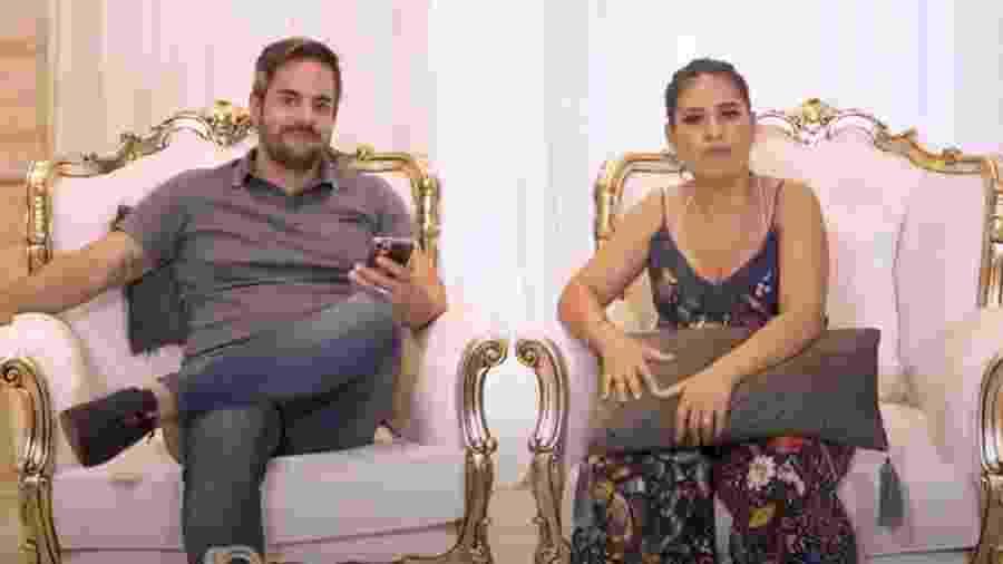 Simone e Kaká Diniz escolhem o nome da filha em vídeo - Reprodução/Youtube