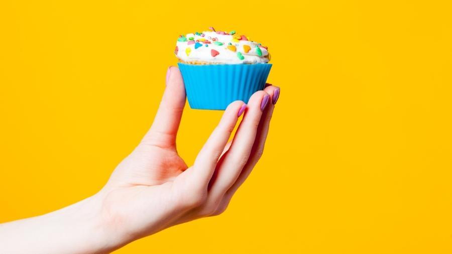 As sobremesas amadas pela famílias pode virar objeto de lucro, como cupcake - Getty Images/iStockphoto