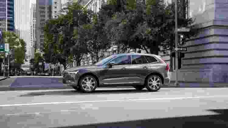 Hoje controlada pela chinesa Geely, sueca Volvo segue resoluta no rumo da total eletrificação - Divulgação - Divulgação
