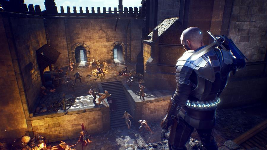 The Last Oricru é um dos RPGs da nova produtora - Divulgação/KochMedia