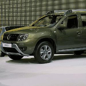 Renault Duster Oroch - Eitan Abramovich/AFP