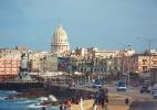 Cidade de Havana, em Cuba, vira ponto de partida de cruzeiros pelo Caribe - Getty Images