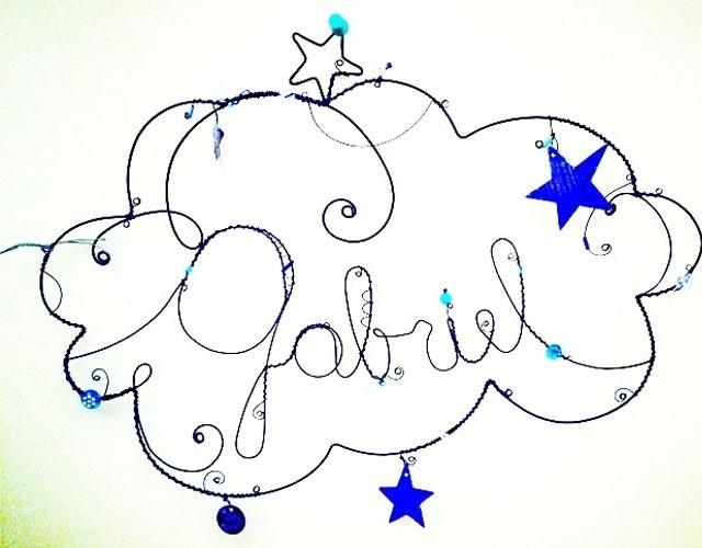 Enfeite aramado de estrela que cabe até sete letras, da Coisas da Doris (doris@coisasdadoris.com.br). R$ 110. Preço pesquisado em agosto de 2015 e sujeito a alterações