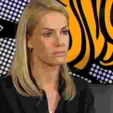 """Ana Hickmann se emociona no """"Domingo Espetacular"""" ao comentar denúncia contra seu cunhado: """"Ele é meu herói"""" - Reprodução/Record"""