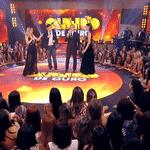 Caldeirão - Reprodução/TV Globo