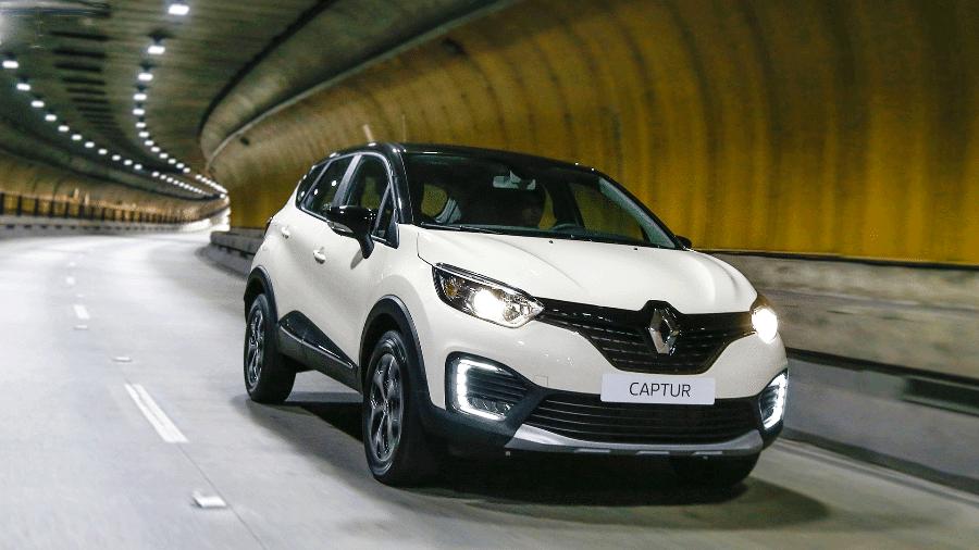 Renault Captur quer assumir lugar do Duster na acirrada disputa entre os jipinhos urbanos, hoje liderada pelo Honda HR-V - Divulgação