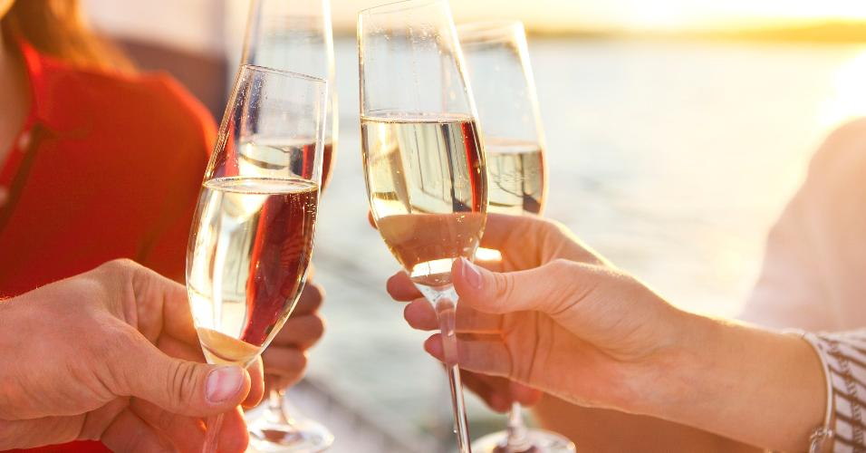 cruzeiro, champanhe