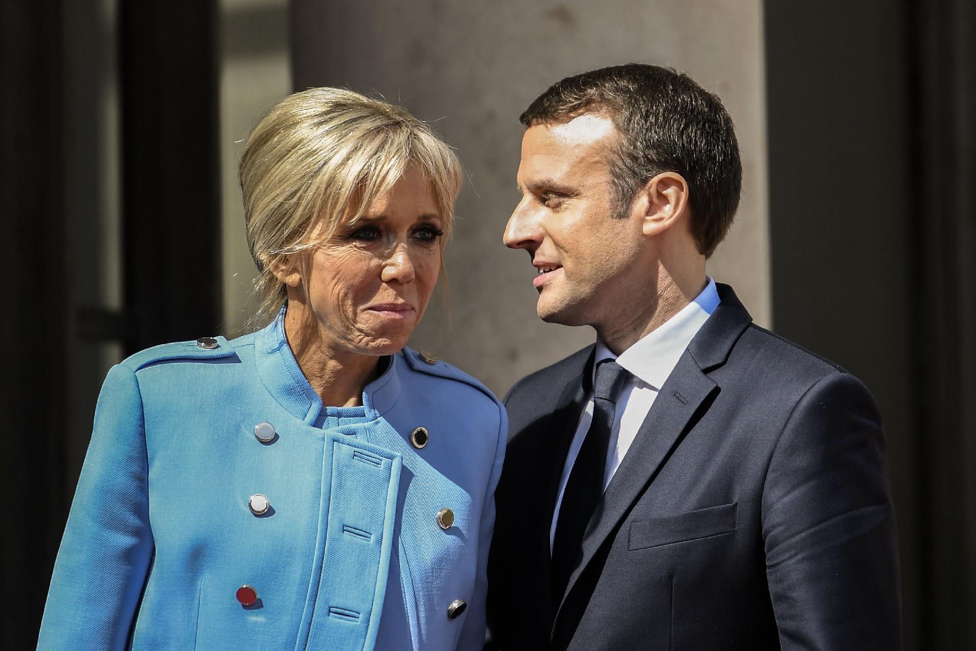 Por que a primeira-dama da França sofre tanto bullying ...