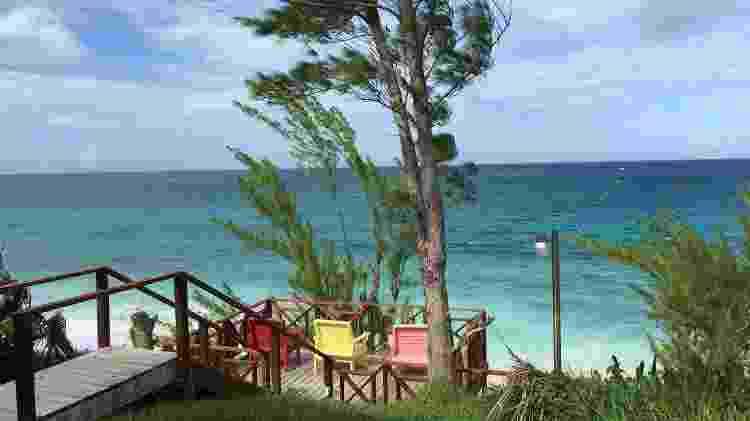 """Vista do """"The Resort"""" nas Bahamas - Reprodução/Facebook"""