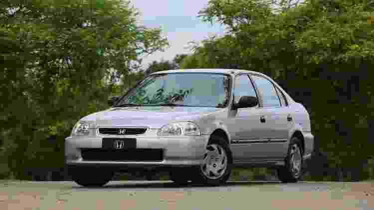 Honda Civic - Murilo Góes/UOL - Murilo Góes/UOL