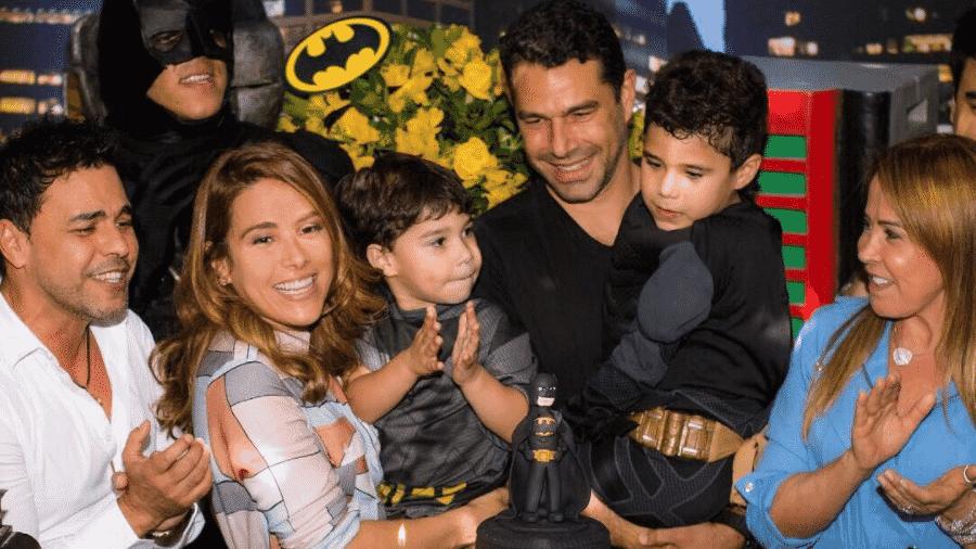 Wanessa Camargo comemora aniversário do filho mais velho - Reprodução/Instagram