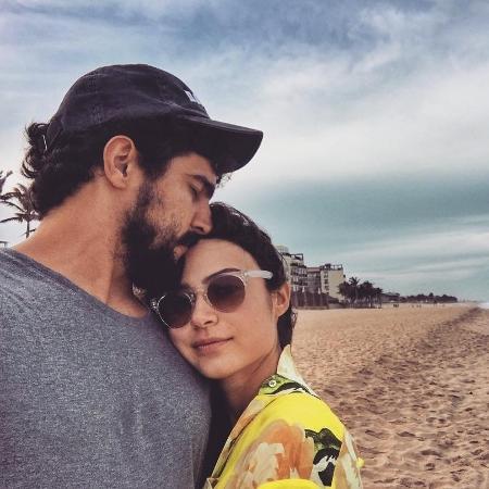 Renato Goés e Thaila Ayala - Reprodução/Instagram
