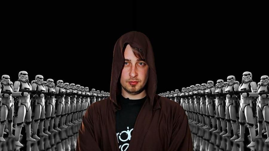 No Reino Unido, o Jediísmo é considerada a sétima maior religião, com mais de 500 mil membros - Divulgação/Jedi Church
