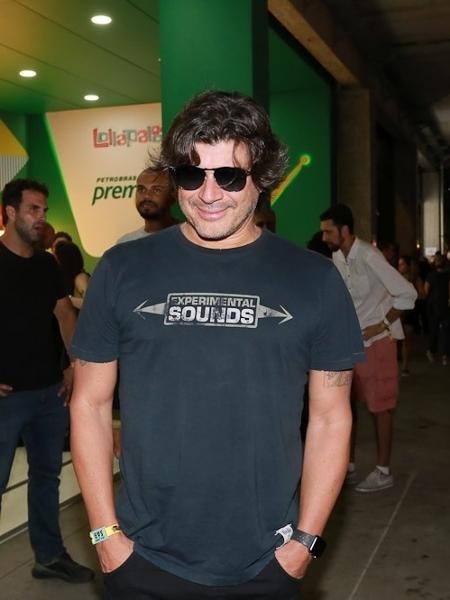 Famosos vão ao segundo dia de shows no Lollapalooza - Cláudio Augusto/Brazil News