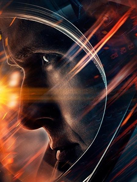 """Pôster do filme """"O Primeiro Homem"""", com Ryan Gosling - Reprodução"""