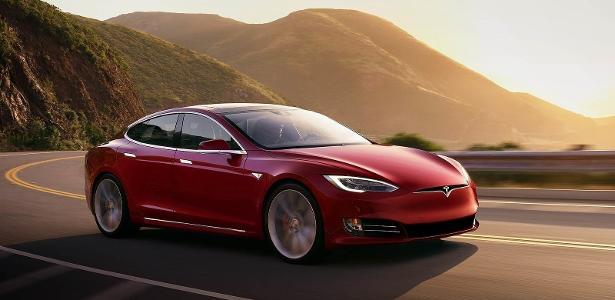 Motorista apagou dentro de um Model S, da Tesla