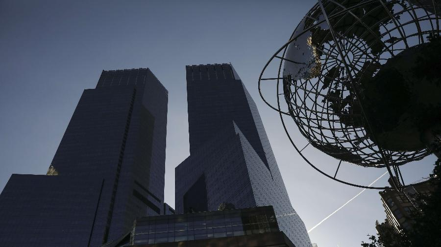 Visão do Time Warner Center -  Drew Angerer/Getty Images/AFP