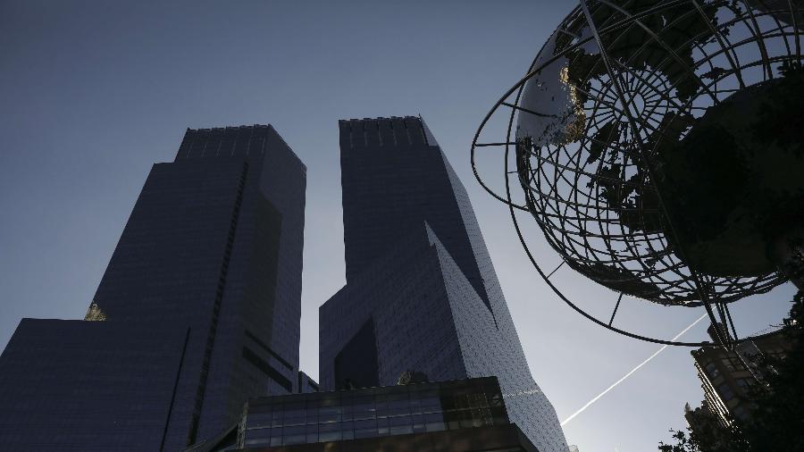 Visão do Time Warner Center -  Drew Angerer/Getty Images/AFP