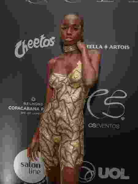 A modelo Caroline Castrol - Julio Cesar Guimaraes/UOL - Julio Cesar Guimaraes/UOL