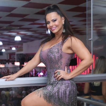Viviane Araujo - Anderson Borde/AgNews