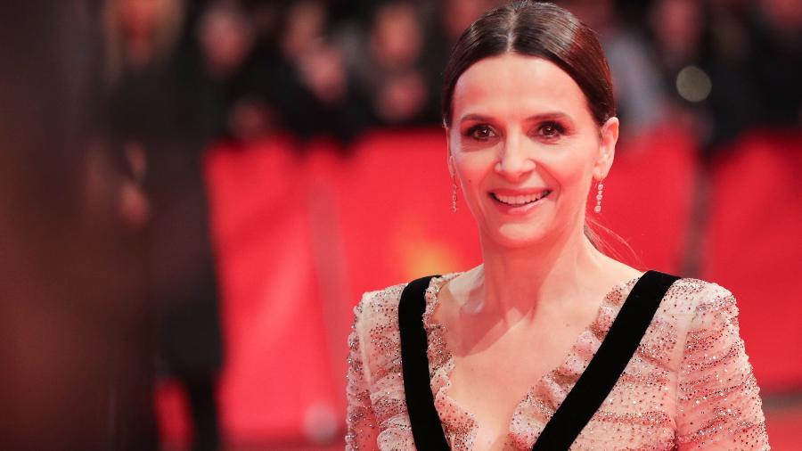 Juliette Binoche é a presidente do júri do Festival de Berlim - Getty Images
