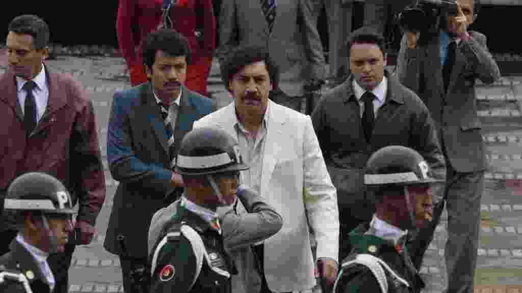 """Cena de """"Escobar: A Traição"""" - Divulgação/Netflix"""