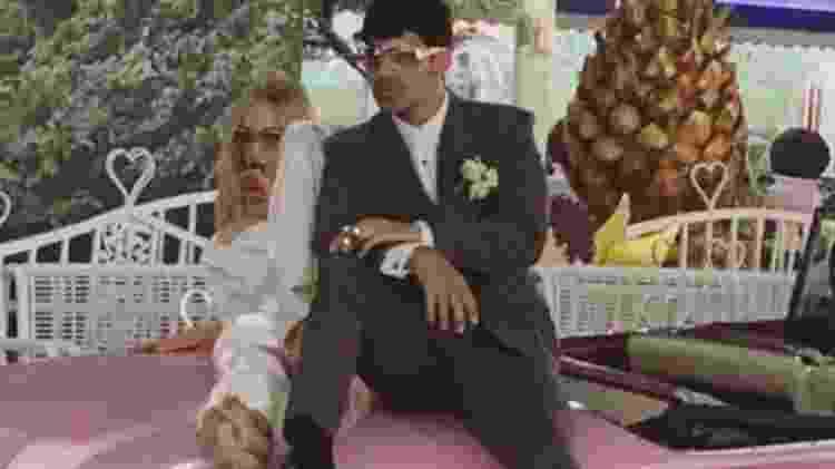 Joe Jonas e Sophie Turner se casam em Las Vegas - Reprodução - Reprodução