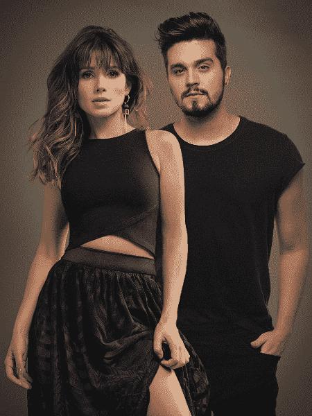 """Paula Fernandes e Luan Santana gravam """"Juntos"""", versão brasileira de """"Shallow"""" - Divulgação"""