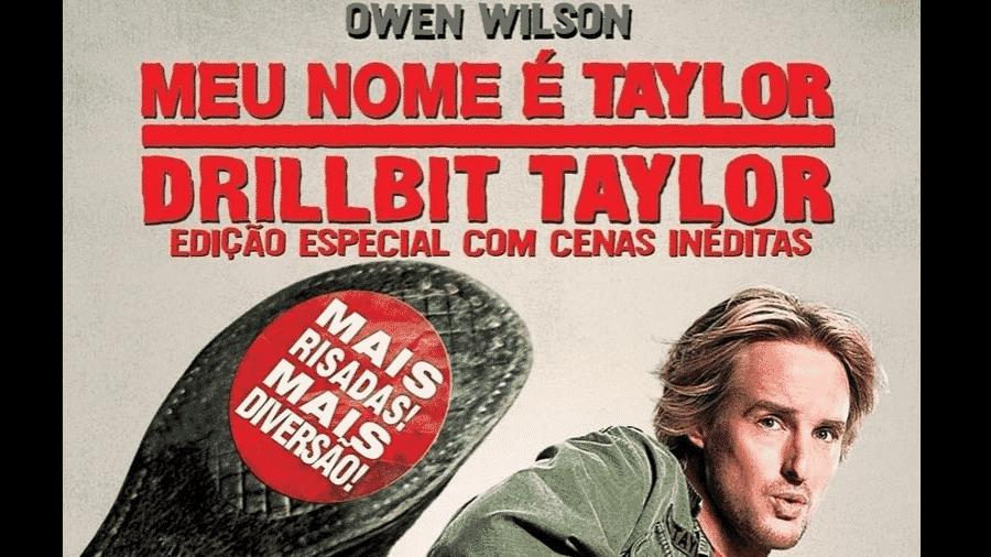 Cena do filme Meu Nome É Taylor, Drillbit Taylor - Reprodução