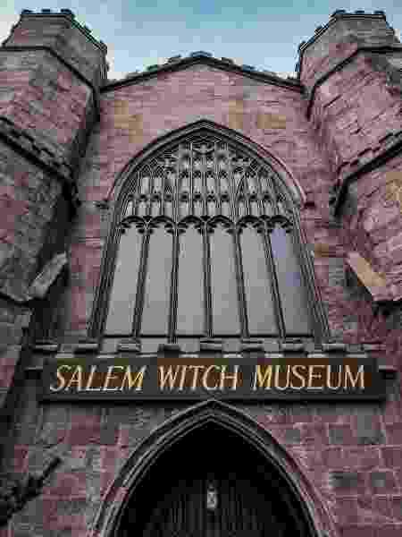 Em Salem, museus que contam a história dos supostos casos de bruxaria de 1692 - Nickbeer/Getty Images