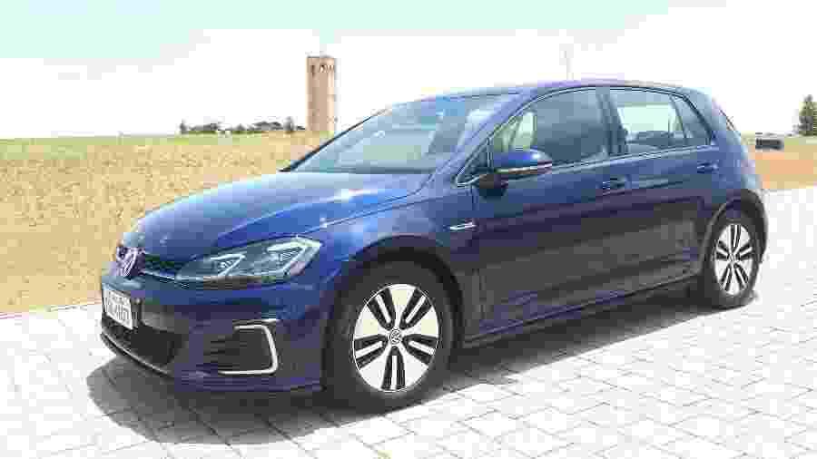 Volkswagen Golf GTE - Vitor Matsubara/UOL