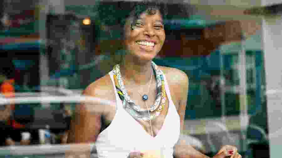 Luciana Paulino, que criou a agência de afroturismo Black Bird - Arquivo Pessoal