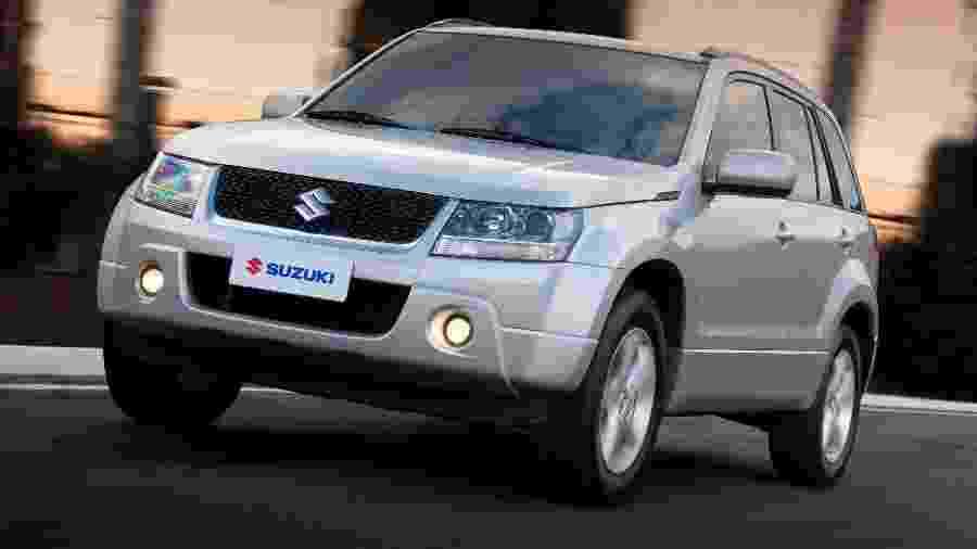 Suzuki Grand Vitara é o modelo que a influenciadora digital deu de presente à babá de sua filha - Divulgação