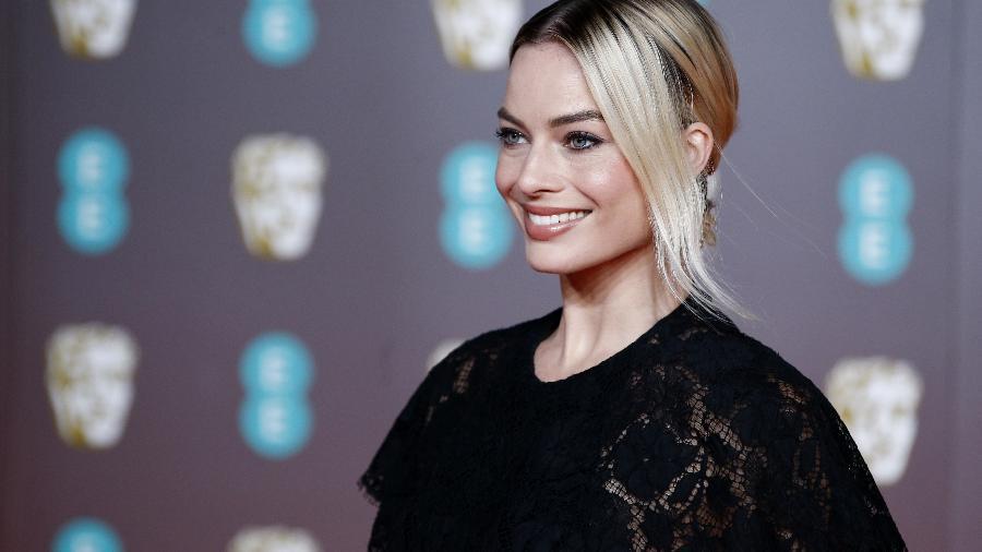 A atriz Margot Robbie - Henry Nicholls/Reuters