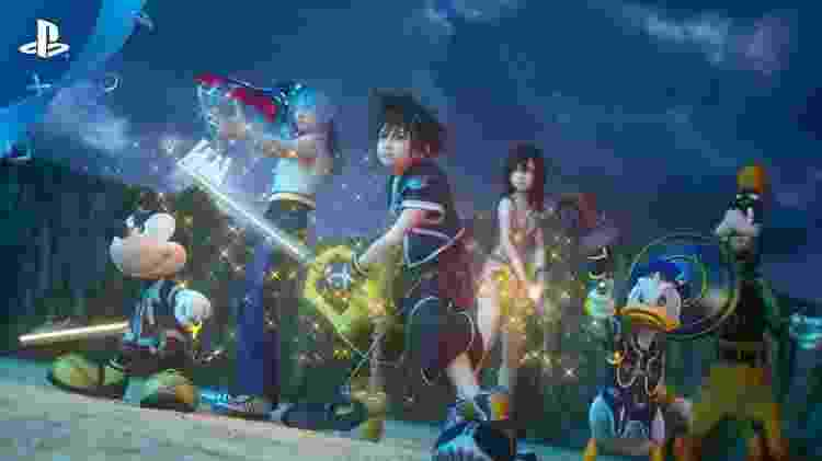 Kingdom Hearts -  -