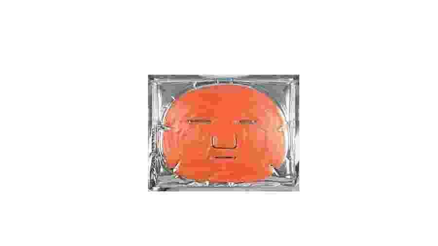 Máscara gel de colágeno da Adcos - Divulgação