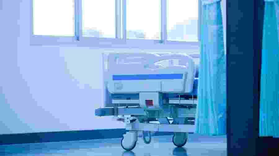 O hospital cancelou a histerectomia de Jesse Hammons uma semana antes do procedimento - Getty Images