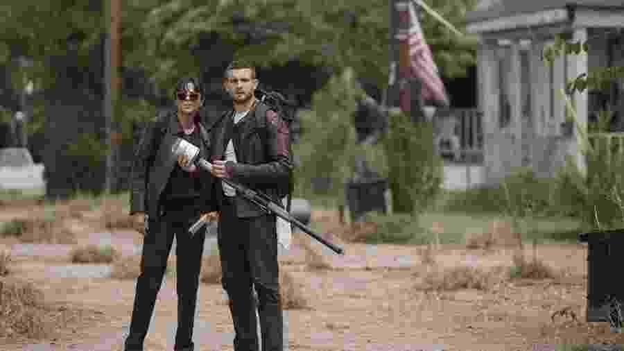 """Cena de """"The Walking Dead: World Beyond"""" - Reprodução"""