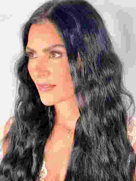 windy hair - cachos longo - Reprodução redes sociais - Reprodução redes sociais