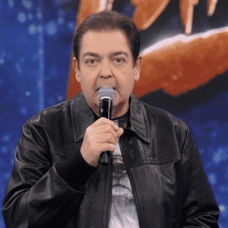 Faustão teve a saída antecipada da Globo anunciada em junho - Reprodução/Globoplay - Reprodução/Globoplay