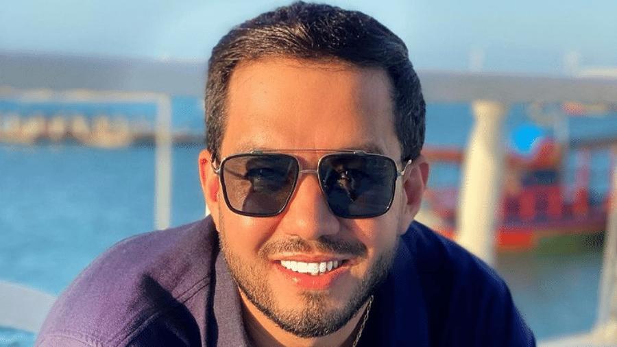 O pastor André Vitor - Reprodução / Instagram